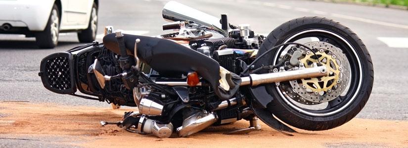 wypadek motocyklowy uk