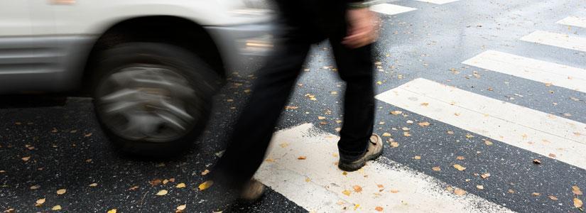wypadek na przejsciu uk