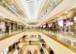 wypadek wcentrum handlowym uk