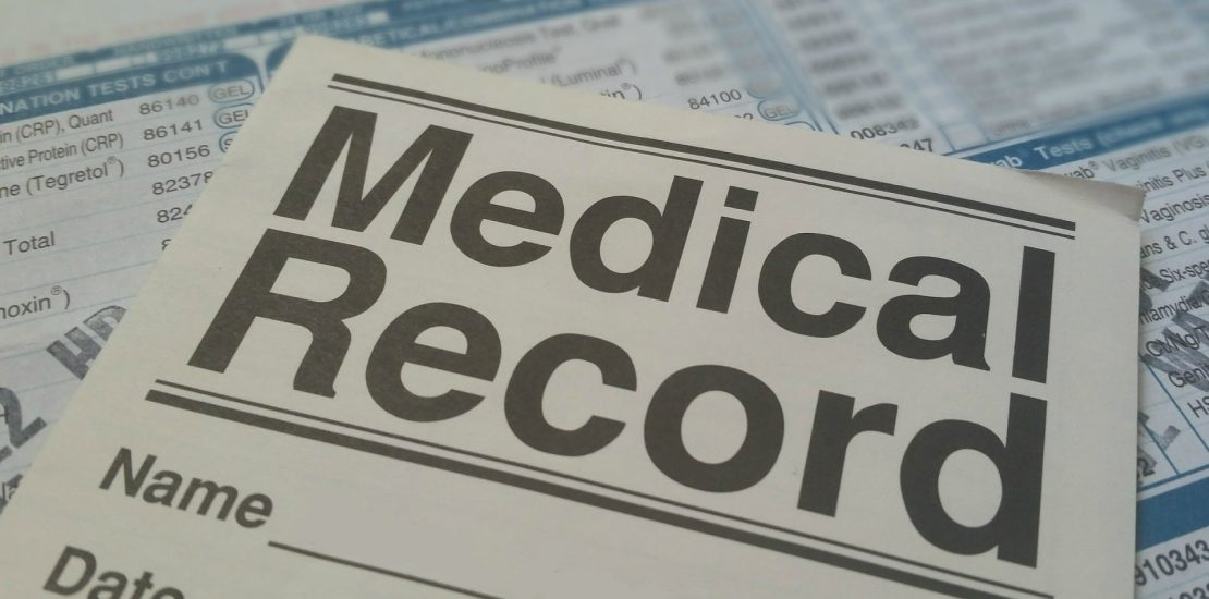 historia medyczna uk