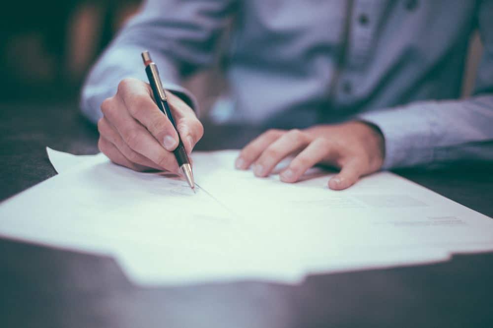 Wypełnianie dokumentu