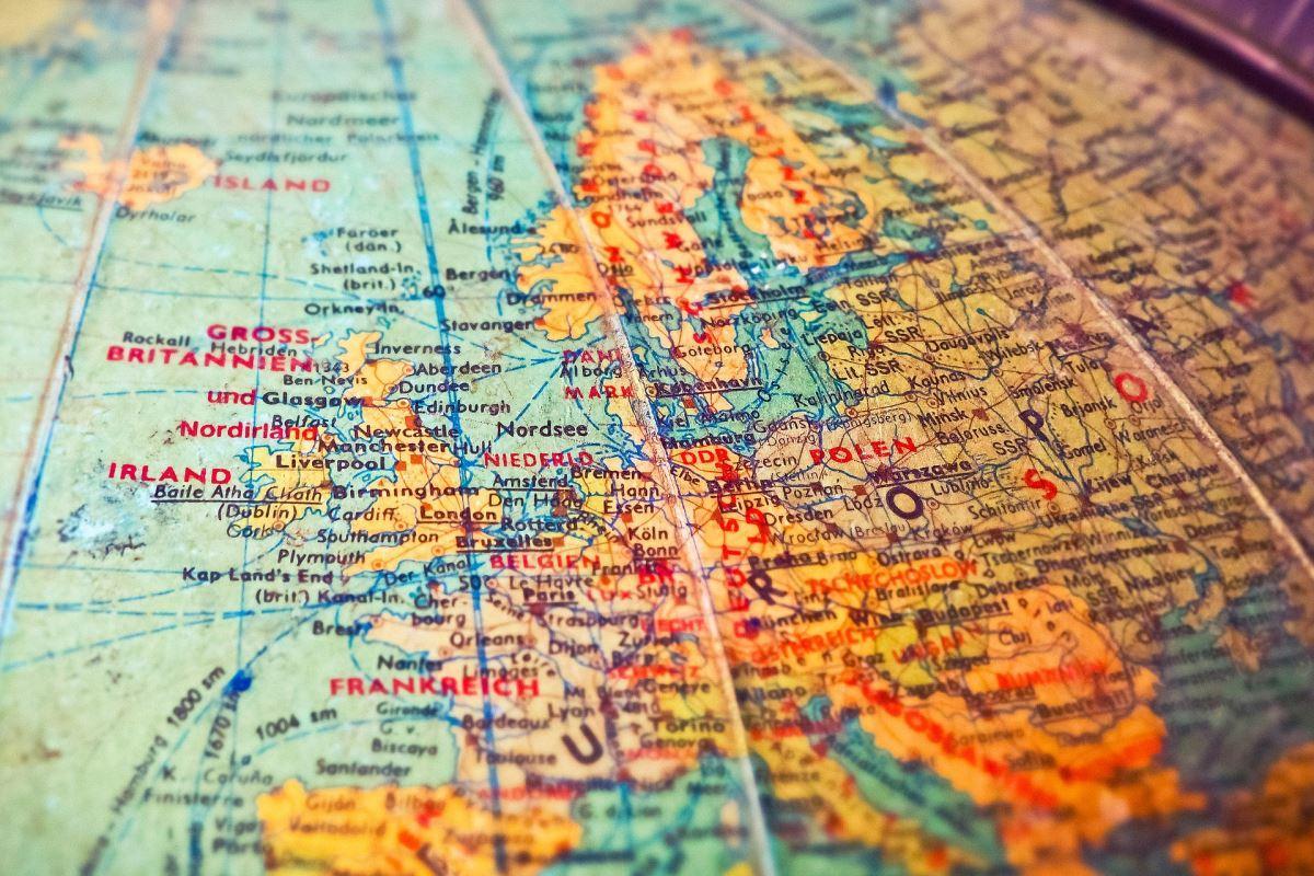 UK - Poland - Europe